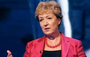 "The UK economic secretary to the Treasury, Andrea Leadsom, said: ""The integrity of the City matters to the economy of Britain"""