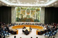 QUESTO multa Settimana il Consiglio di Sicurezza delle Nazioni Unite deciderà Che a causa di Turchia, Nuova Zelanda o in Spagna Sono Ammessi.  REGNO UNITO ha Potere di veto.