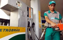 The government has not allowed Petrobras to raise domestic fuel prices in line with international prices, forcing the company to sell imports at home at a loss.