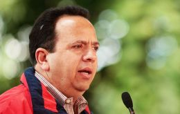 """We will fulfill the payment of the 2014 PDVSA bond for 3 billion due on Oct. 28,"" Marco pledged"