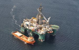 Noble Energy recently updated its exploration drilling status in the Falkland Islands and plans on resuming drilling activities in the region by mid-2015