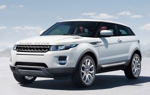 Since its launch, one in five Range Rover Evoque have been sold in China.