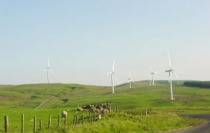 Wind farms are causing controversy in rural areas and the government is choking off planning permission for new sites
