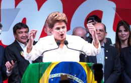 Rousseff owed her victory to overwhelming support from the roughly 40% of Brazilians who live in households earning less than 700 dollars a month.