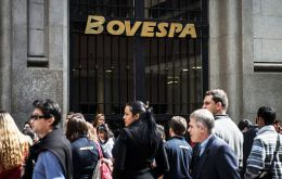 Bovespa closed Monday down 2.8%; Petrobras was the biggest loser, with shares down 12.3% and the Brazilian Real sank to its lowest value in nine years