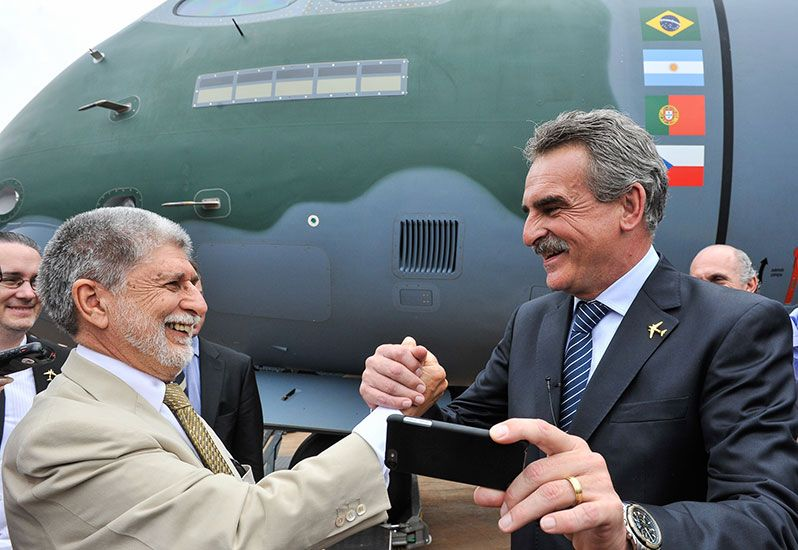 Argentina hopes to renew air power following Brazil's deal