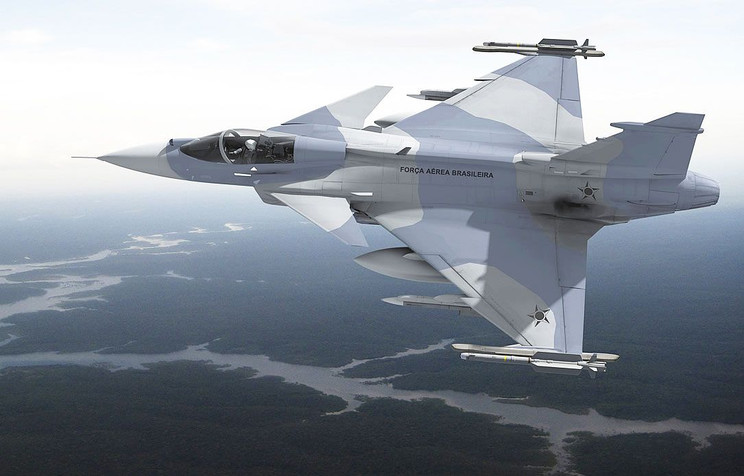 Sweden's Saab wins Brazilian 5 4bn dollars contract to sell