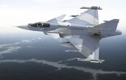 On 18 December 2013 Brazil selected the Gripen NG to be its next-generation fighter aircraft, through the F-X2 evaluation program.