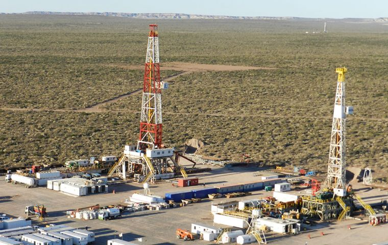 Argentine urgently needs an inflow of funds to develop its massive Vaca Muerta shale oil and gas deposits and lower its hefty energy-import bill.