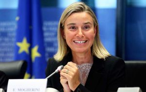Federica Mogherini of Italy, has taken over from Britain's Catherine Ashton as the 28-member bloc's high representative for foreign affairs and security policy.