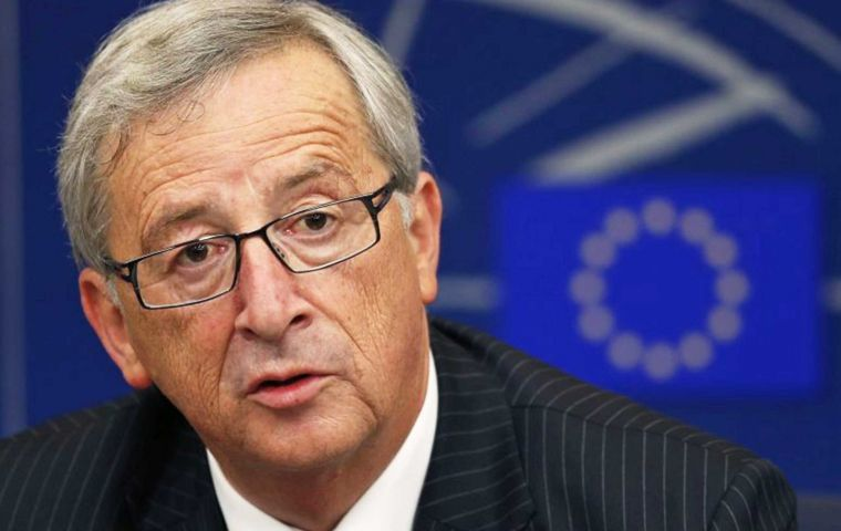 Jean Claude Juncker and his team officially replaced his predecessor, Jose Manuel Barroso, and his Commission