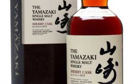 "The Yamazaki Single Malt Sherry Cask 2013 was described as ""thick, dry, as rounded as a snooker ball"" and was awarded a record-matching 97.5 points out of 100."