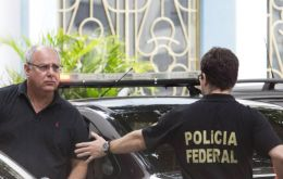 Renato Duque, a former Petrobras senior executive arrested in an investigation that allegedly skimmed billions of dollars off contracts and into political parties