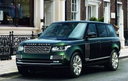 Billed as the most expensive Range Rover ever, the car maker only expects to produce 120 of these vehicles during a limited run over the next three years.