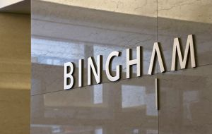 Bondholders, advised by the firm based in Boston Bingham McCutchen, asked US District Judge Thomas Griesa to take Argentina to court and be paid fully