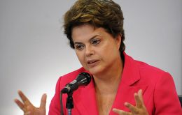 The arrests include top executives of companies which had contracts with Petrobras. President Rousseff chaired the board of Petrobras from 2003 to 2010.