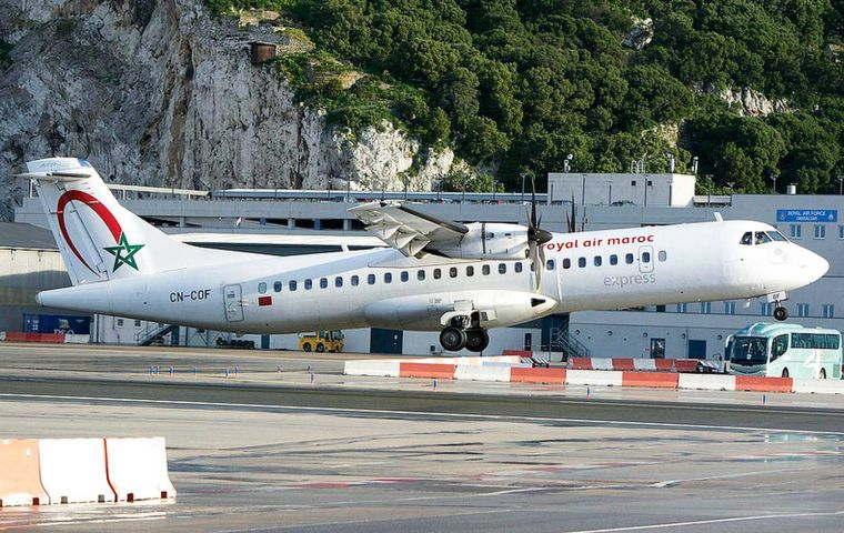 The Chamber added that re-establishing the first air link between Gibraltar and Tangier in decades was another welcome development.