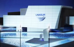 The Argentine leader will be attending the inauguration of Unasur headquarters in Quito, a building named after her late husband Nestor Kirchner