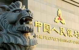 The People's Bank of China slashed its one-year rate for deposits by 25 basis points to 2.75% and its one-year lending rate by 40 basis points to 5.6%.