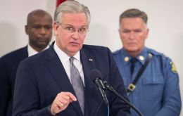 Missouri Governor Jay Nixon has deployed about 2,200 National Guard troops in and around Ferguson