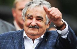 Even 34% of public opinion identified with the opposition believes Mujica is doing a good job