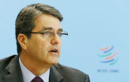 WTO Director-General Roberto Azevedo said the deal is now operational but will come into force once two-thirds of the members have officially accepted it.