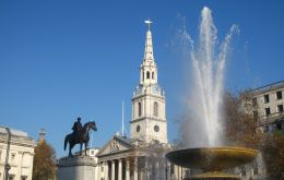 The service will be held at the naval church St Martin-in-the-Fields organized by FIA