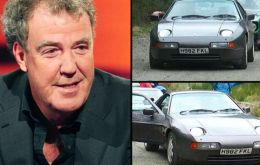 Jeremy Clarkson, the controversial head of the BBC Top Gear team which had to leave for Chile