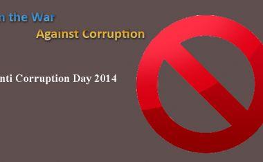 """Il 2014 Giornata Internazionale tema Rompere la catena corruzione, è orientata ad affrontare in un fenomeno """"che colpisce più duramente i poveri"""""""