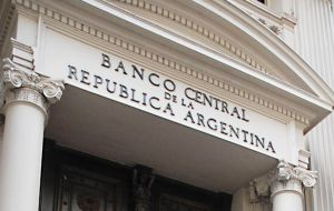 Holdouts said the Argentine Central Bank is liable for embargo due to its links with the President Cristina Fernández administration