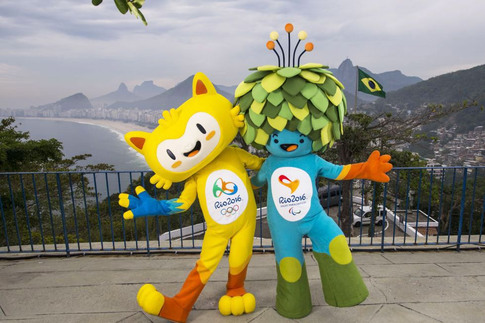 RIO GAMES 2016 Mascots named after girl from Ipanema Musicians ...