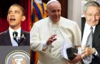 Presidents Barack Obama of the United Stes and Raul Castro of Cuba agreed to restore full diplomatic ties with help from Pope Francis.