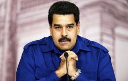 Nicolás Maduro makes a few moves on the diplomatic gameboard.