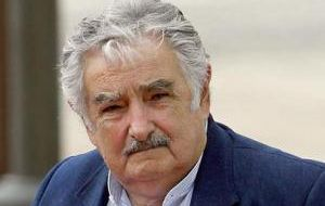 They are free to leave whenever they want said President Mujica.
