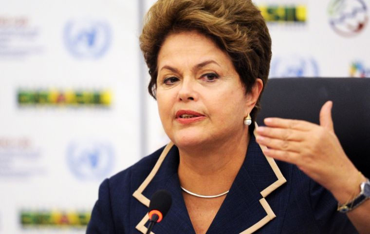 Dilma Rousseff faces new challenges for her new presidency starting Jan 1
