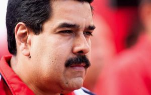 Maduro blames protests from the opposition to the poor performance of the Venezuelan economy