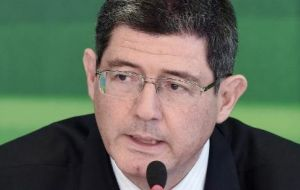"The future Finance minister Joaquim Levy said the 2014 primary fiscal surplus ""perhaps"" will finally be equivalent to 0.2% of GDP"