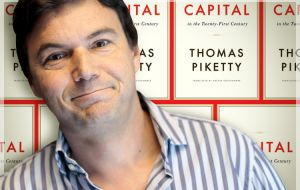 "His best-seller ""Capital in the 21st century"" has been less well received in France as Piketty has become a stern critic of the Hollande government."
