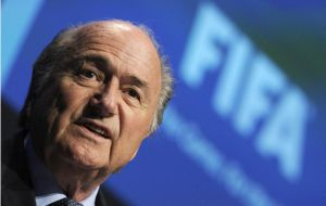 FIFA and Blatter have been steeped in controversy and allegations of corruption since Russia and Qatar's successful bids to host the 2018 and 2022 World Cups.