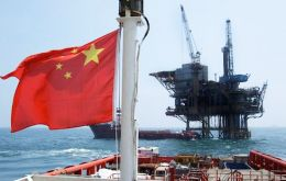 China is the second largest consumer of oil in the world and surpassed the United States as the largest importer of liquid fuels in late 2013