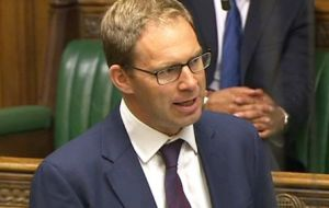 "The suspension of Parliament means that ""an essential element of a functioning democracy has been put on hold"" said FCO minister Tobias Ellwood"