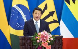 President Xi emphasized the positive signal to the world about deepening cooperation between China and Latin America