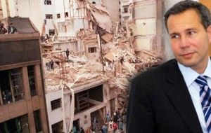 In 2013, Nisman released an indictment accusing Iran and Hezbollah of organizing the AMIA bombing. Iran has denied any wrongdoing.