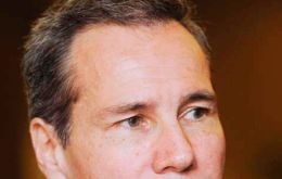 """I can leave this dead"" said Nisman at Clarín last Saturday"
