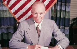 The hostile policy first adopted by President Eisenhower (1953/61) was followed with only slight variations by Republican and Democratic administrations