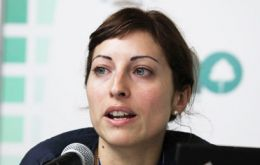 "Sofia Tsenikli of Greenpeace said that ""today's agreement could go a long way in securing the protection the high seas desperately need""."