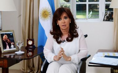 Cristina Fernandez announced that the intelligence reform bill would also transfer responsibility for wiretaps to the Attorney-General's Office.