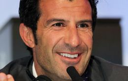 """I care about football, so what I'm seeing regarding the image of FIFA -- not only now but in the past years -- I don't like it,"" Figo told CNN"