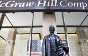 S&P parent McGraw Hill Financial will pay 687.5m to the US Department of Justice, and 687.5m to 19 states and the District of Columbia