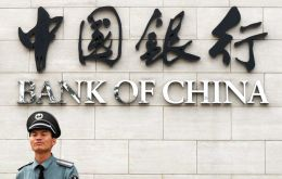In September, China's central bank was reported to have injected 500bn Yuan (80bn dollars) into the five biggest state-owned banks